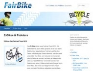 E-Bike & Pedelec Shop Fairbike.de