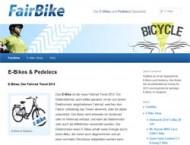 E-Bike & Pedelec Shop Fairbike.de