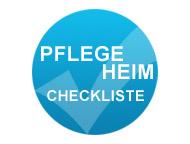 Pflegeheim Checkliste