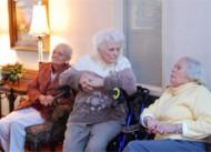 Pflegeheim Vertrag