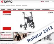 Einen Rollator kaufen