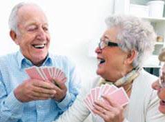 Flirten auch im Alter