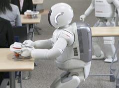 Reha-Hilfe durch Service-Roboter