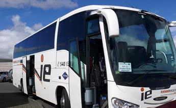 Busreisen: Erholung von der ersten Minute an