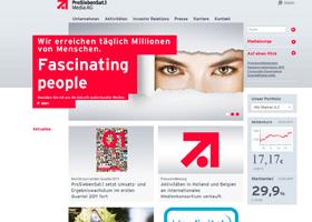 ProSiebenSat.1 plant TV-Sender für Senioren