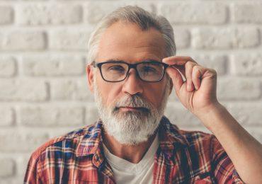 Kurzsichtigkeit kann sich im Alter wieder verbessern