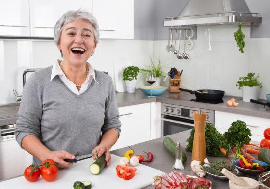 Was eine seniorengerechte Küche ausmacht