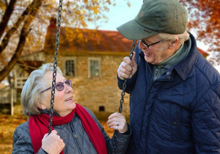 Schnarchen – ein Problem älterer Männer?
