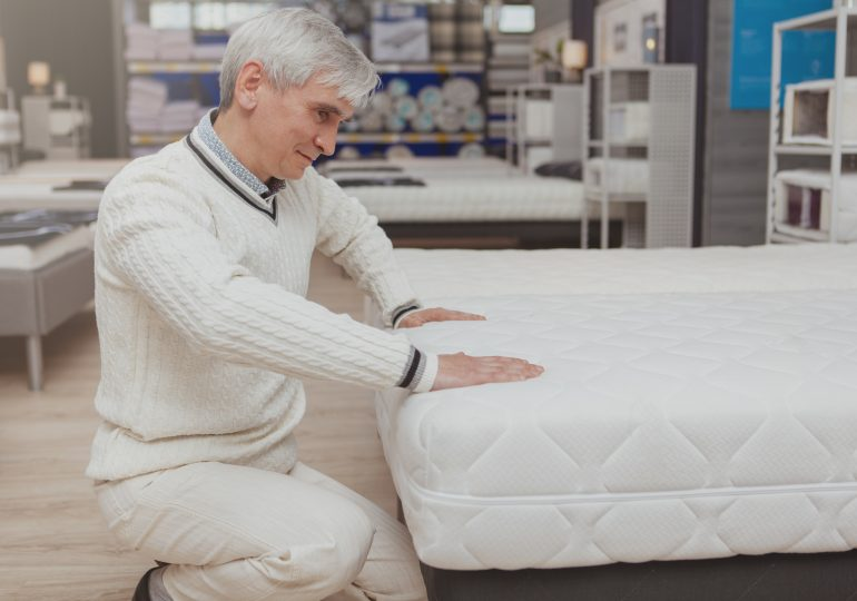Veränderter Schlafkomfort im Alter: Wie wichtig ist eine gute Matratze?