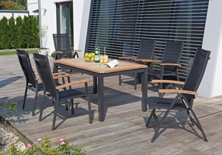 Bequeme Gartenmöbel – Top Trends für den Sommer